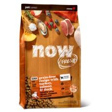 """Now Fresh Senior Recipe Grain Free 24/10 Беззерновой корм для собак """"Контроль веса"""" с индейкой, уткой и овощами"""