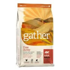 GATHER Free Acres Chicken - Органический корм для кошек с курицей