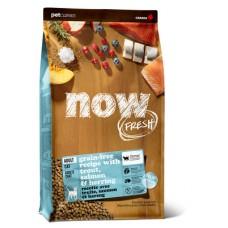 NOW - 30/19 беззерновой корм для взрослых кошек с форелью и лососем для чувств. пищевар.