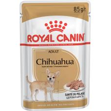 Royal Canin Chihuahua Adult - паштет для взрослых Чихуахуа 85 гр.х12 шт.