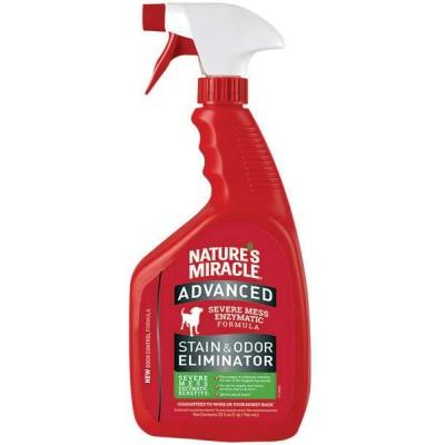 8 in 1 NM Advanced спрей-уничтожитель пятен и запахов собаки с усиленной формулой 945 мл (арт. DAI 5970169)