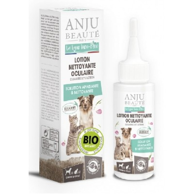 Anju Beaute Eye cleaning lotion - лосьон для очищения глаз у кошек и собак 70 мл.