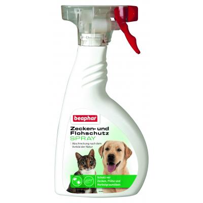Beaphar Спрей Spot On Spray от блох и клещей для собак, 400 мл (арт. DAI13794)