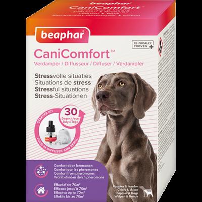 Beaphar Успокаивающий диффузор CaniComfort со сменным блоком, для собак (арт. DAI17395)