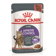 Royal Canin Appetite Control Care - влажный корм для стерилизованных кошек, склонных к набору веса, соус