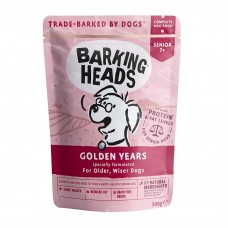 "Barking Heads - паучи для собак старше 7 лет ""Золотые годы"" Golden Years (300 г)"