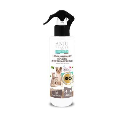 Anju Beaute- отпугивающий спрей для котов на основе эфирных масел, 250 мл.