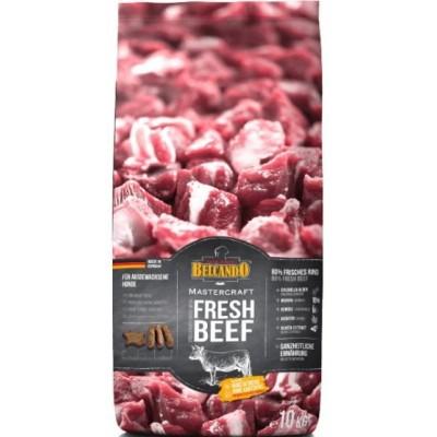Belcando Mastercraft Fresh Beef - сбалансированный беззерновой корм для взрослых собак c говядиной.