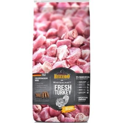 Belcando Mastercraft Fresh Turkey - сбалансированный беззерновой корм для взрослых собак c мясом индейки.