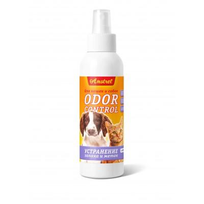 """Amstrel """"Оdor control"""" для устранения запахов и меток для собак с ароматом (арт. TYZ 254001612, 254001643)"""