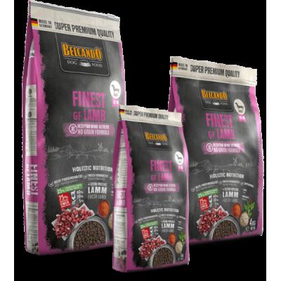 Belcando Finest Grain-Free - корм для привередливых собак мелких и средних пород (ягненок)