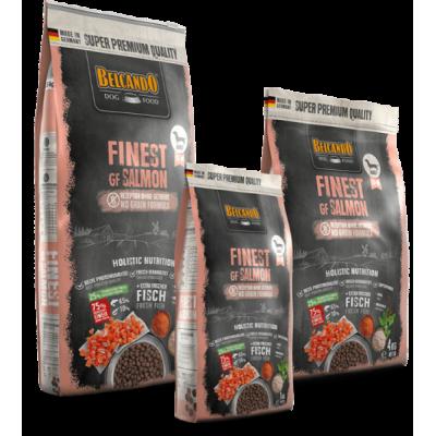 Belcando Finest Grain-Free Salmon – беззерновой сухой корм для мелких и средних пород собак на основе лосося