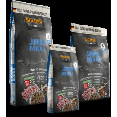 Belcando Junior Maxi - сухой корм для щенков крупных и гигантских пород с 4-х месяцев, беременных и лактующихся сук.