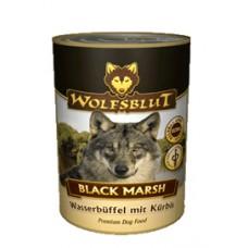 """Wolfsblut Black Marsh Adult - консервы для собак всех пород с мясом индийского буйвола """"Черное болото"""" 395 гр."""