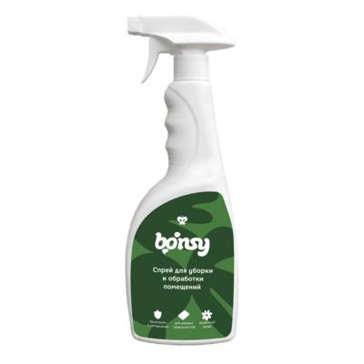 Bonsy спрей-дезинфектор для уборки и обработки помещений 750мл.