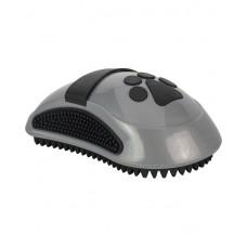 FUR Dog&Cat Comb 24 YA - резиновая щетка-фурминатор для кошек и собак (арт. 691715/144694)