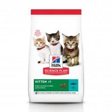 Hill's Science Plan - сухой корм для котят для здорового роста и развития, с тунцом