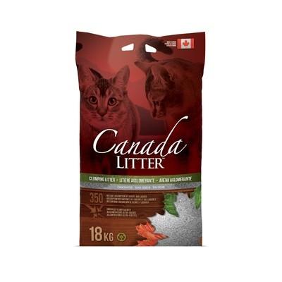 Canada Litter - комкующийся наполнитель для кошачьих туалетов
