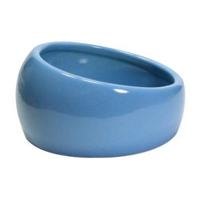 Catit миска керамическая голубая для животных, несколько размеров