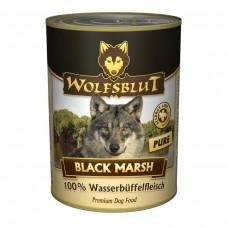 """Wolfsblut Black Marsh 100% Adult - консерва для собаки с мясом буйвола """"Черное болото"""" 395 гр."""