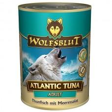 "Wolfsblut Atlantic Tuna Adult - консервы для взрослых собак с тунцом ""Атлантический тунец"" 395 гр."