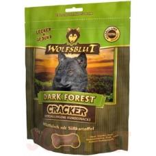Wolfsblut Dark Forest (Темный лес) Крекер для собак (мясо диких животных, батат, оленина) 225 гр.