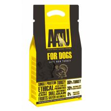 AATU беззерновой корм для взрослых собак с индейкой, 80/20 TURKEY