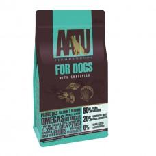 AATU беззерновой корм для взрослых собак с рыбой и ракообразными, 80/20 FISH WITH SHELLFISH