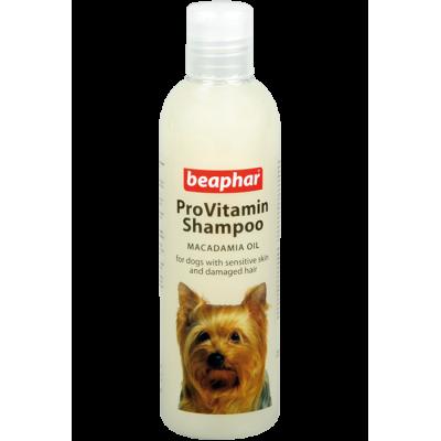 Beaphar PRO VITAMIN SHAMPOO Macadamia Dog - шампунь для собак с маслом макадамии, 250 мл (арт. DAI18279)