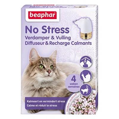 Beaphar NO STRESS STARTER PACK CAT 30ML/ Успокаивающий диффузор для котов, 30мл (арт. DAI14897)