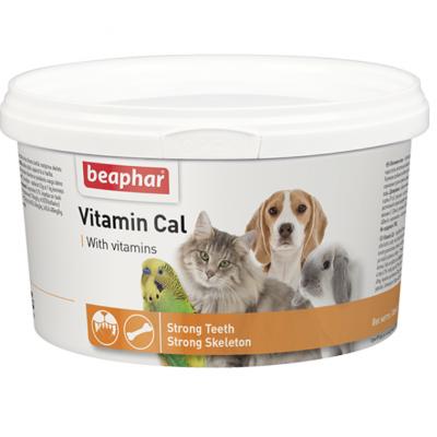 Beaphar Vitamin Cal - Витаминно-минеральная смесь для собак 250 г (арт. DAI12410)