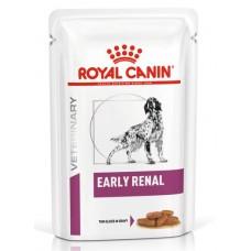 Royal Canin Early Renal (в соусе) для взрослых собак при ранней стадии почечной недостаточности, 100г