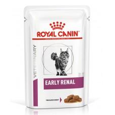 Royal Canin EARLY RENAL (ДИЕТА) при ранней стадии почечной недостаточности, кусочки в соусе, 85г
